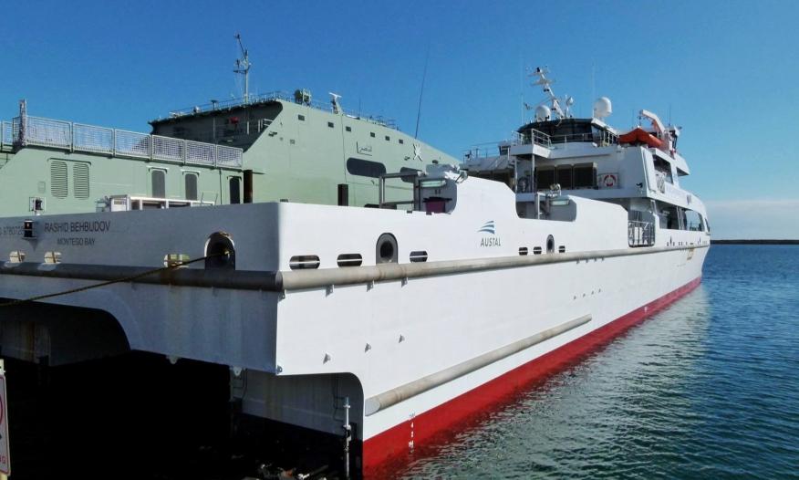 Austal Offshore Express 70